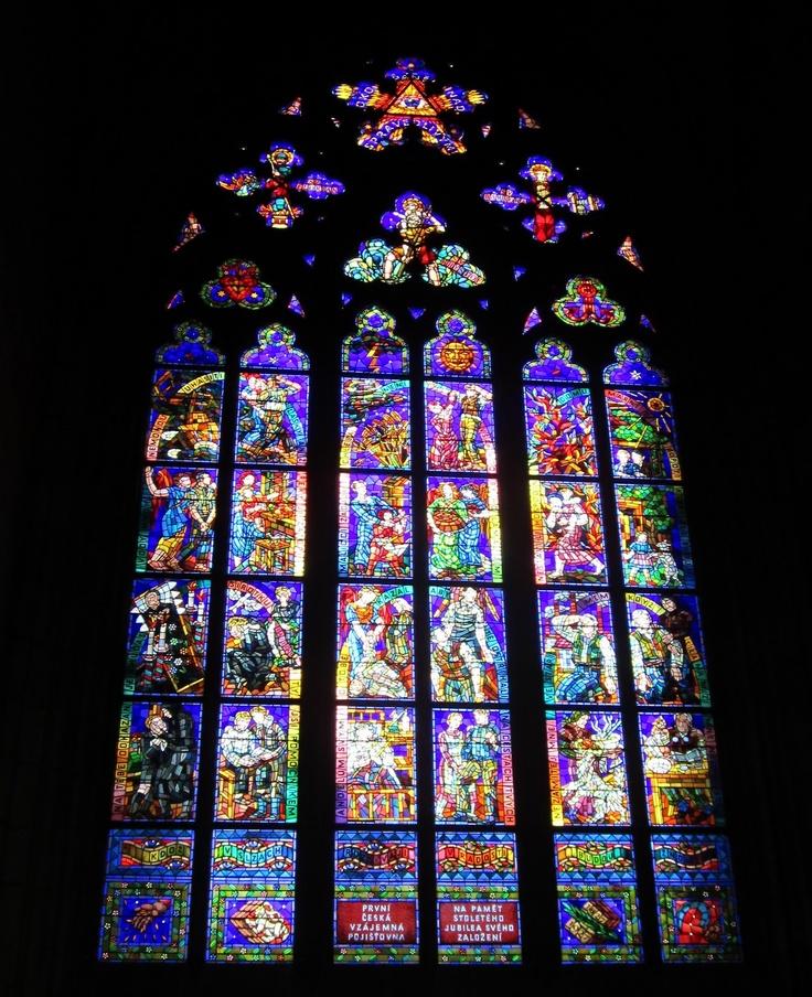 Gothic Architecture Windows 05