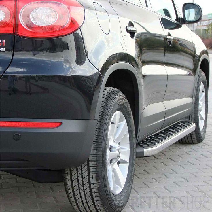 Trittbretter für VW Tiguan