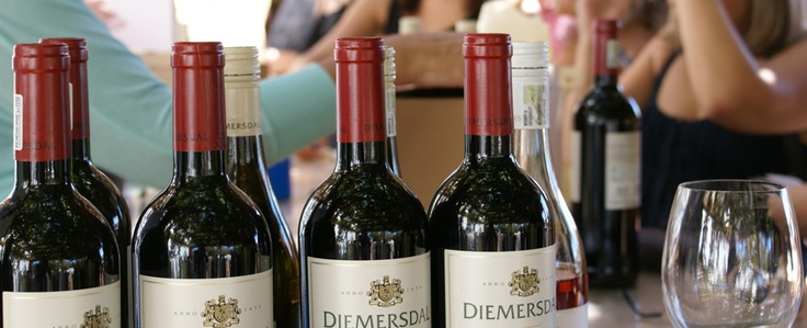 Diemersdal is one of our partners this #TastingTuesday , look forward to some fabulous wine!