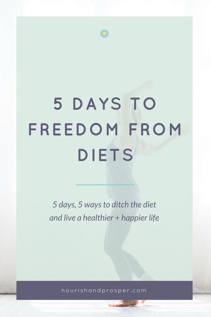 Join the FREE 5-Day Diet Freedom Challenge - 5 days, 5 ways to live a healthier, happier life without diets. Discover intuitive eating & self-love strategies to ditch the diet for good, and feel your best with freedom and joy! Click to join the FREE challenge and find food and diet freedom.