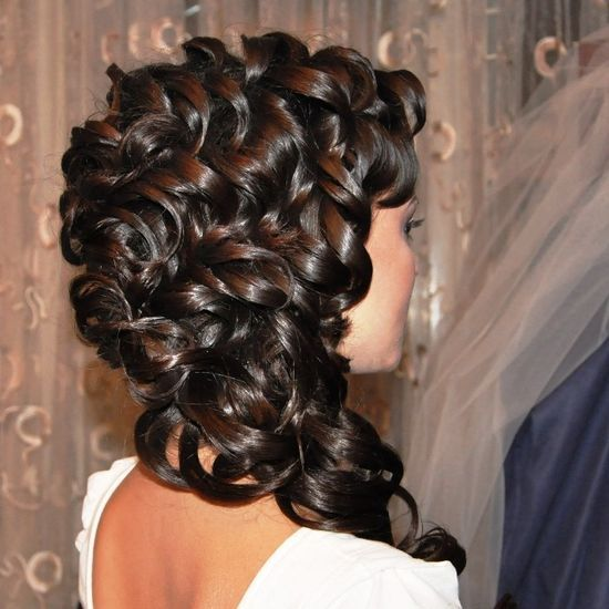hair style for hair 118 best groomed ringlets images on 3727