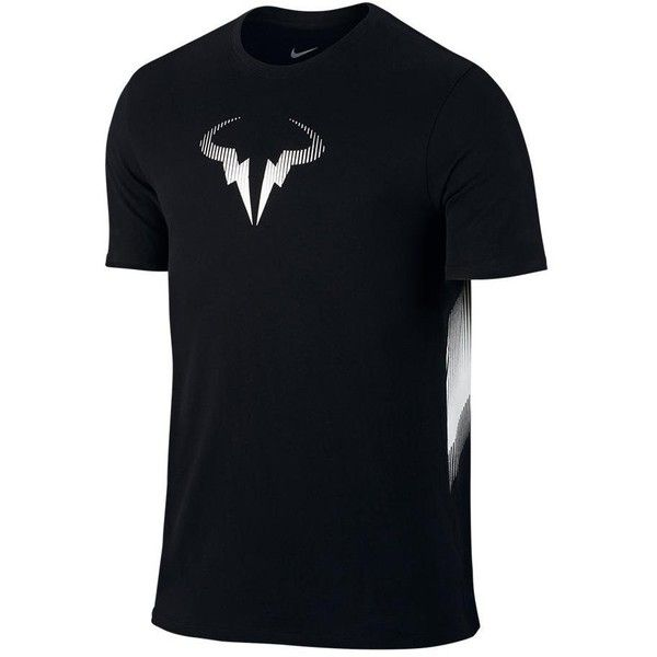 The premium cotton Nike Men's Rafa Court Tennis Tee is a short sleeve crew neck designed for you to show off on the court in style. Offering the Rafa fan a great option, this tee features the iconic Rafa bull at the center front, while the Nike Court logo at the back reminds everyone of your brand loyalty.