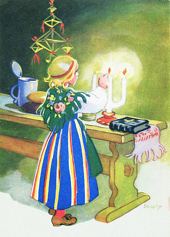 Ilustración  Martta Wendelin.