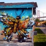 """Artist """"Bordalo II"""" Brings Trash and Found Objects to Life on the Streets of Lisbon"""