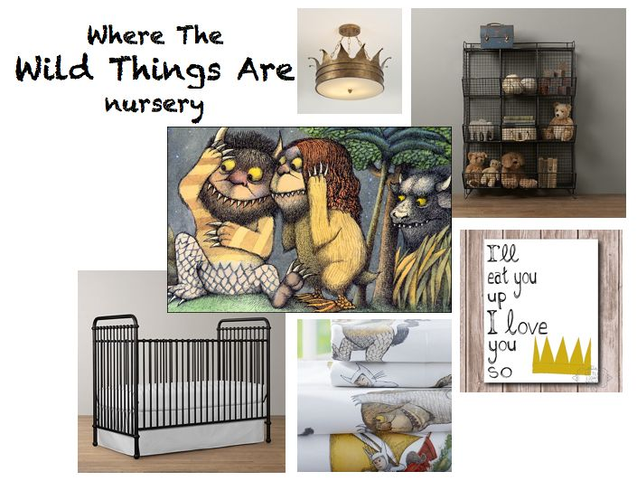 Industrial nursery, Where The Wild Things Are