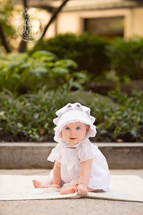 Flossy Frock Set - Worth Avenue White with Eyelet | The Beaufort Bonnet Company