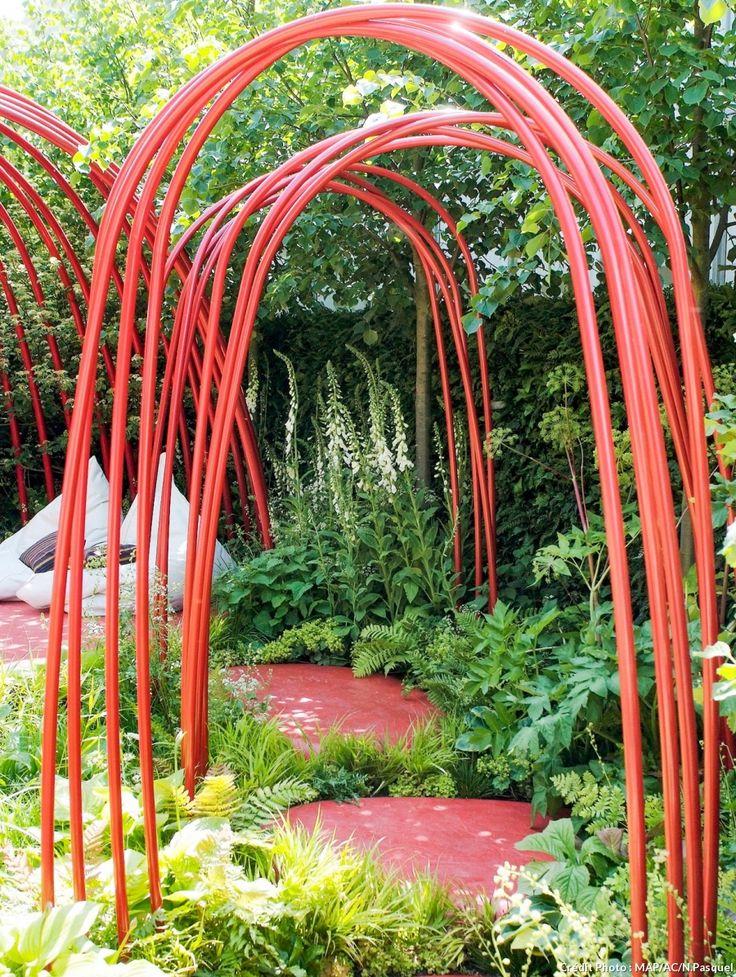 21 best pergola arche et portique de jardin images on pinterest pergola d co jardin et jardinage. Black Bedroom Furniture Sets. Home Design Ideas