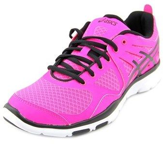 Asics Gel-sustain Women Round Toe Synthetic Pink Trail Running.