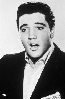 Elvis Presley by Dezo Hoffmann