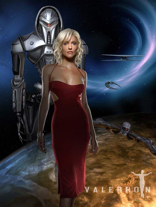 Galactica nude Nude Photos 41