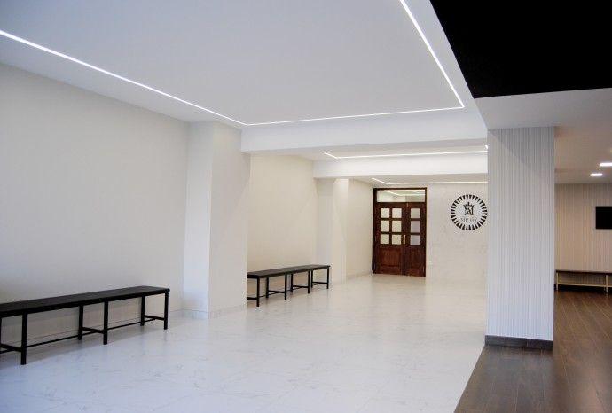 FASE II - COLEGIO ESCOLAPIOS  #interiorismo #diseño #revestimientos #porcelanosa
