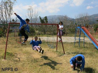 un petit coucou du Guatemala, l'air de jeux!