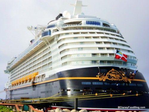Top Ten Disney Cruise Line Dining Tips