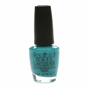 OPI Limited Edition Nicki Menaj Collection Nail Lacquer, Fly - I Love Blue Nails