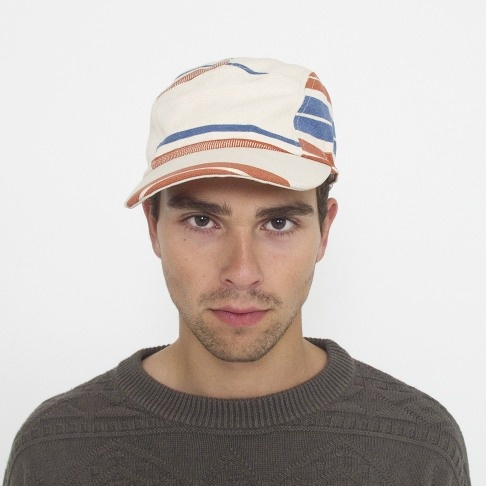 Canvas cap by Wood Wood