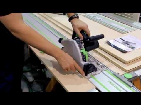 Festool Plunge Cut Saw TS55R   Acme Tools