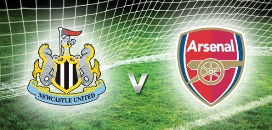 Arsenal vs Newcastle United Live Football Match | BARCLAYS PREMIER LEAGUE