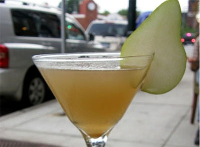 4. The Pear Martini    … is a real delight and is one of my own favourite cocktails. Take about 2 oz. of a good quality pear vodka (Swedish Pear Absolut is the …