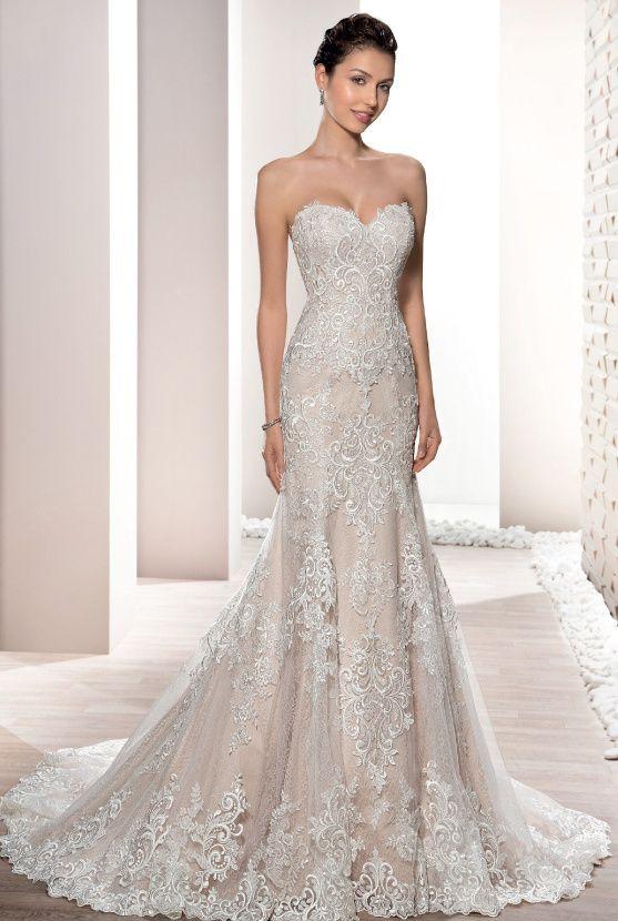 46 best Demetrios Bridal images on Pinterest | Wedding frocks, Short ...