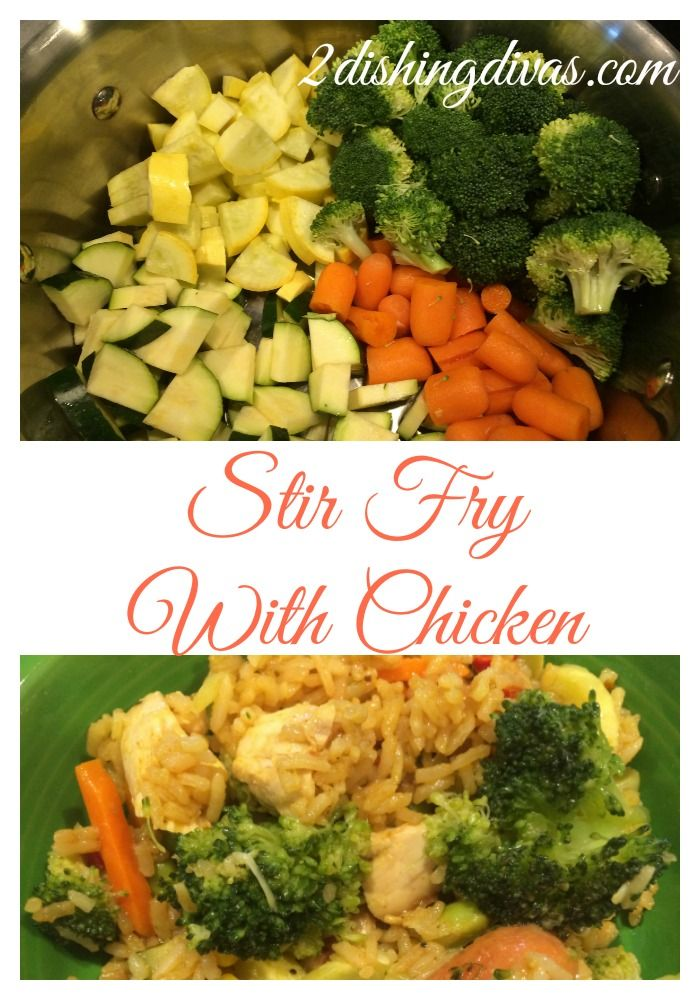 Why get take-out when you can make this delicious stir fry in minutes? Nutritious, too, with your choice of veggies!