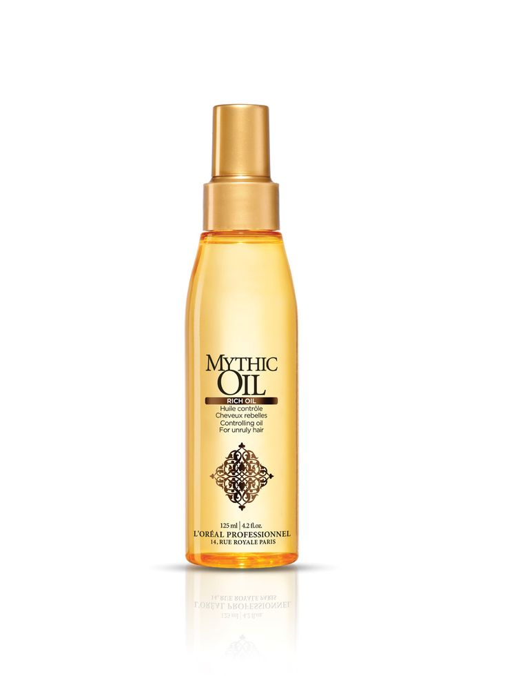 MYTHIC OIL Rich Oil #mythicoil #lorealprofessionnel #oil #haircare