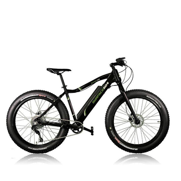 Surface 604 Boar elsykkel fatbike