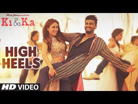 Kareena Kapoor & Arjun Kapoor Rocking It In #KiAndKa #HighHeels!