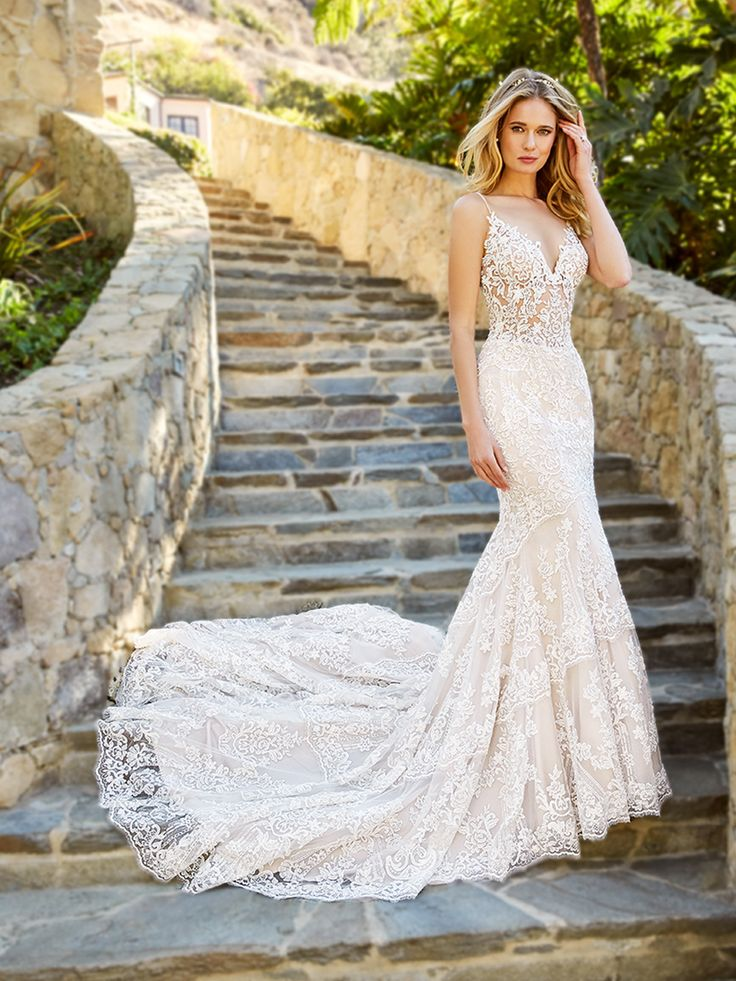 10135 best Wedding Dresses images on Pinterest | Bridal ...