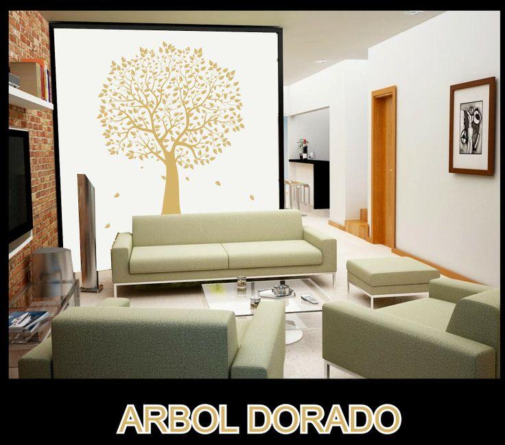 ARBOL DORADO