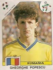 Gheorghe Popescu - Romania