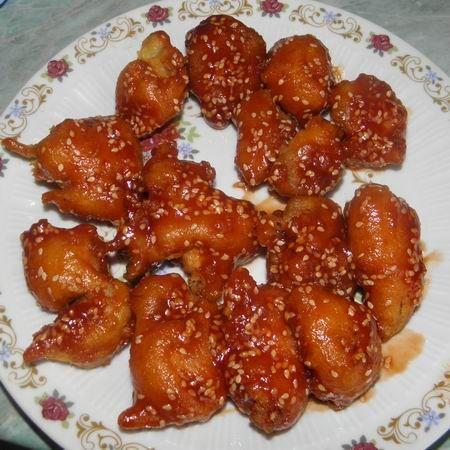 Kínai szezámmagos csirkefalatkák Recept képpel - Mindmegette.hu - Receptek