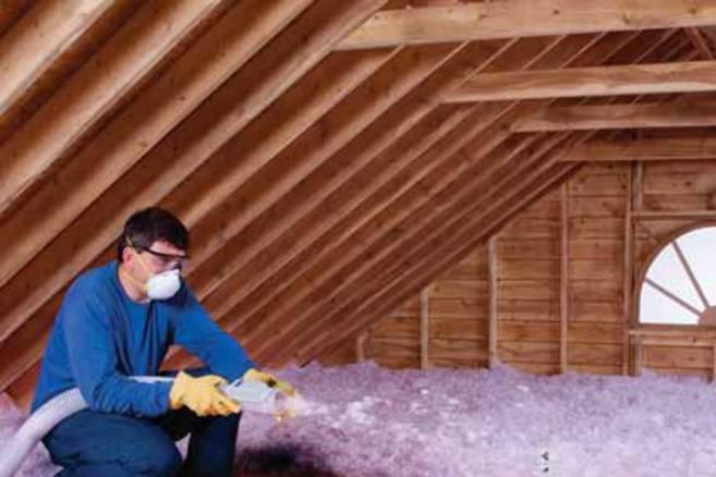 Blown In Attic Insulation Blown In Cellulose Insulation Also Called Loose Fill Or Wool Insulation Is Especially Attic Insulation Insulation Wool Insulation