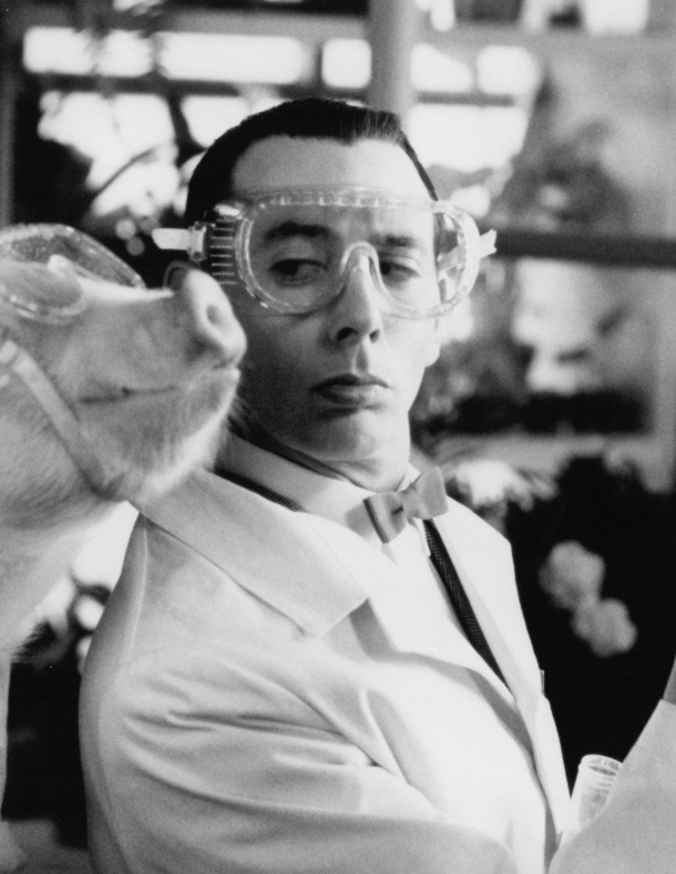 I did have a crush on Pee Wee Herman. There I said it.