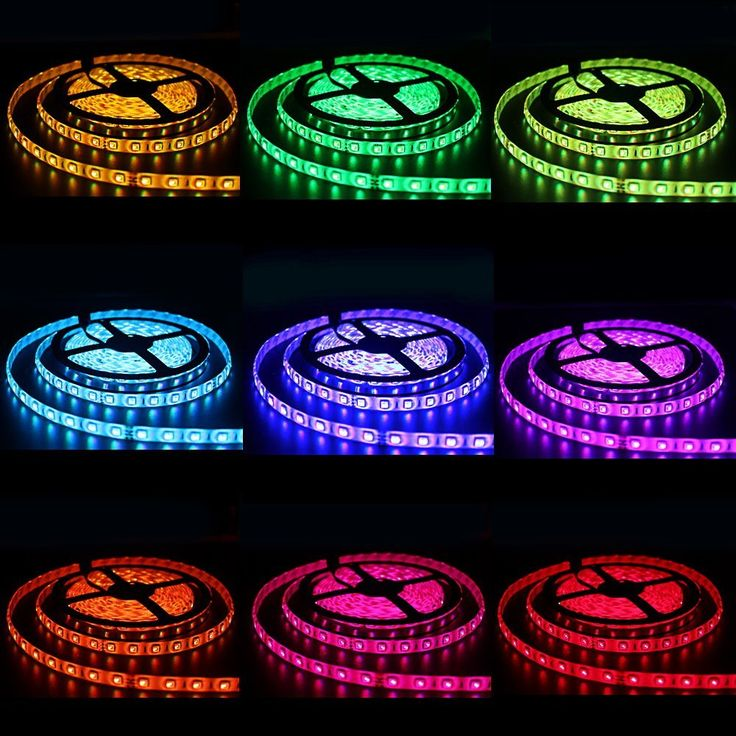 Colored Led Light Strips Mesmerizing 48 Best Smart Light Strips Images On Pinterest  Led Light Strips Inspiration
