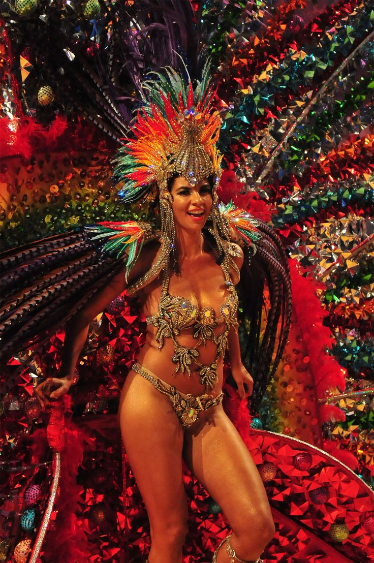 Brazilian Carnival | Brazilian Carnival Ball | The Brazilian Carnival Ball's final hour
