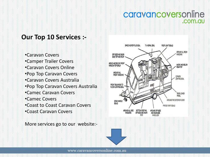 Top 10 Services of Caravan Covers Online in ALL Australia