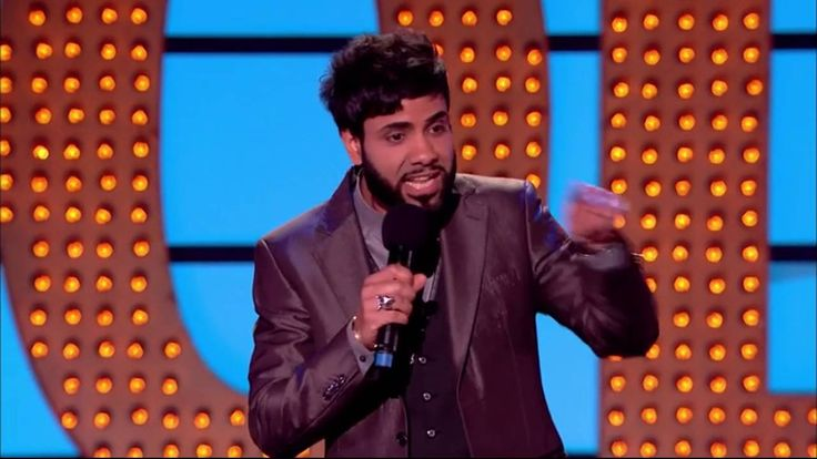 British Indian comedian talks about growing up in Britain in the 1980s and gay arranged marriages