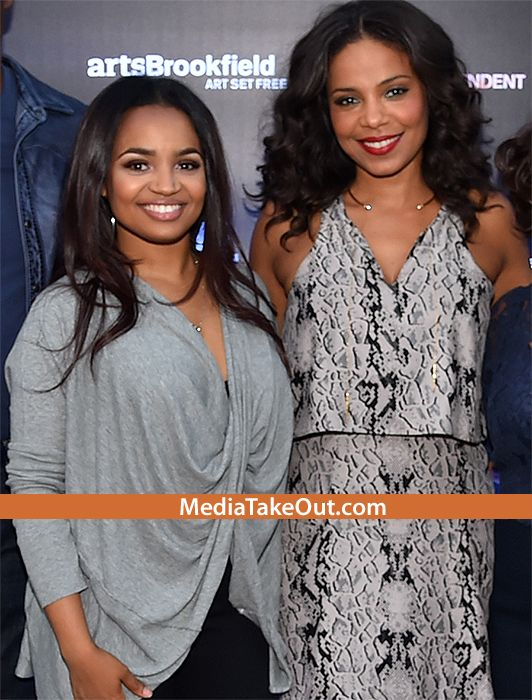 The Cast Of The 1990s HIT MOVE Love And Basketball REUNITE . . . And Everyone Looks GREAT!! (PICS)
