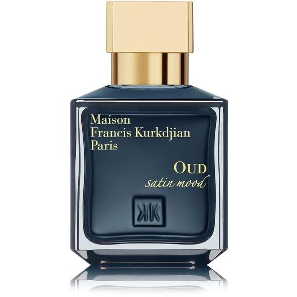 Maison Francis Kurkdjian Oud Satin Mood (Eau de Parfum) (340 CAD) ❤ liked on Polyvore featuring men's fashion, men's grooming and men's fragrance