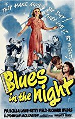 Elia Kazan, Jack Carson, Betty Field, Priscilla Lane, and Richard Whorf in Blues in the Night (1941)