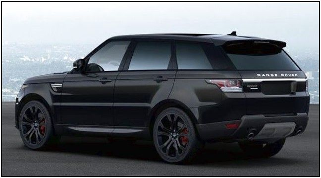 black range rover sport 2016 - Google Search