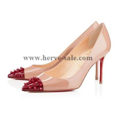 christian louboutin geo pump 45mm