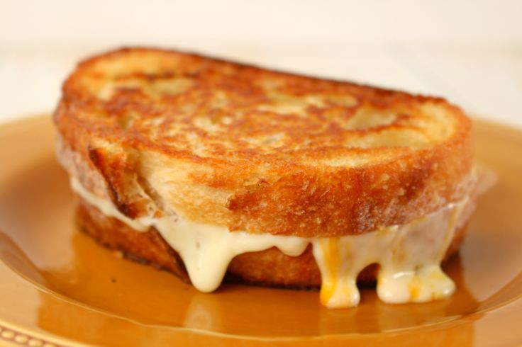 Perfect Grilled Cheese Sandwich for any season.