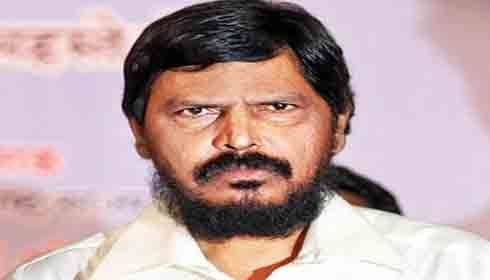 Private organizations should fund support to disabled: Athawale