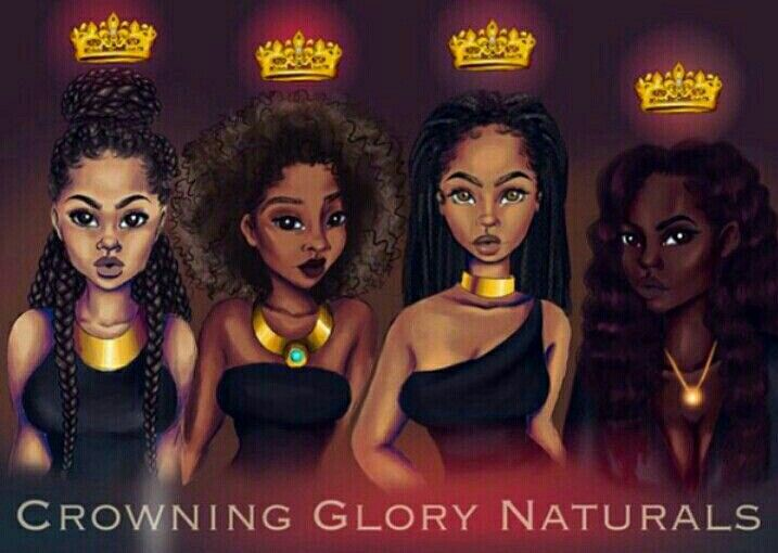 Black queen art