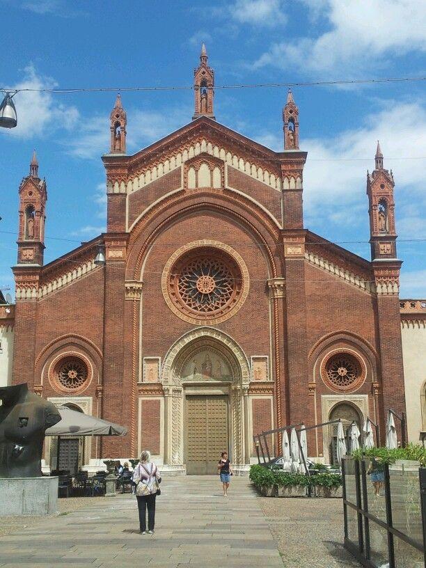 Santa Maria del Carmine. #milano #brera