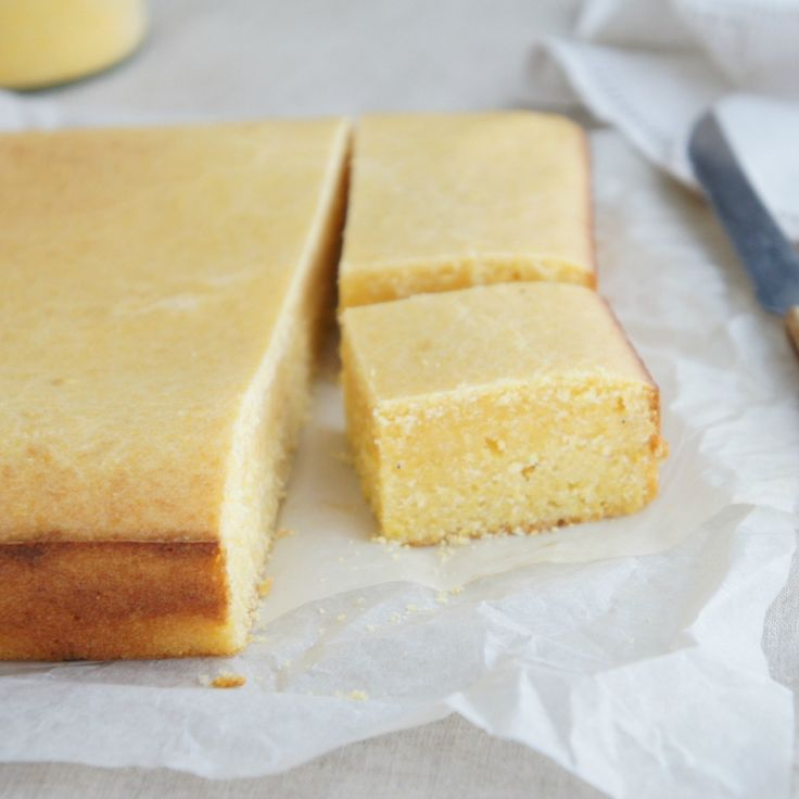 This Corn Bread by Rob is a-maise-ing!