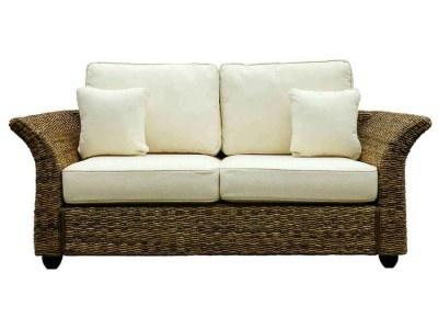 Knightsbridge Abaca Lge 2 seat sofa - Conservatory Sofas - Conservatory Furniture