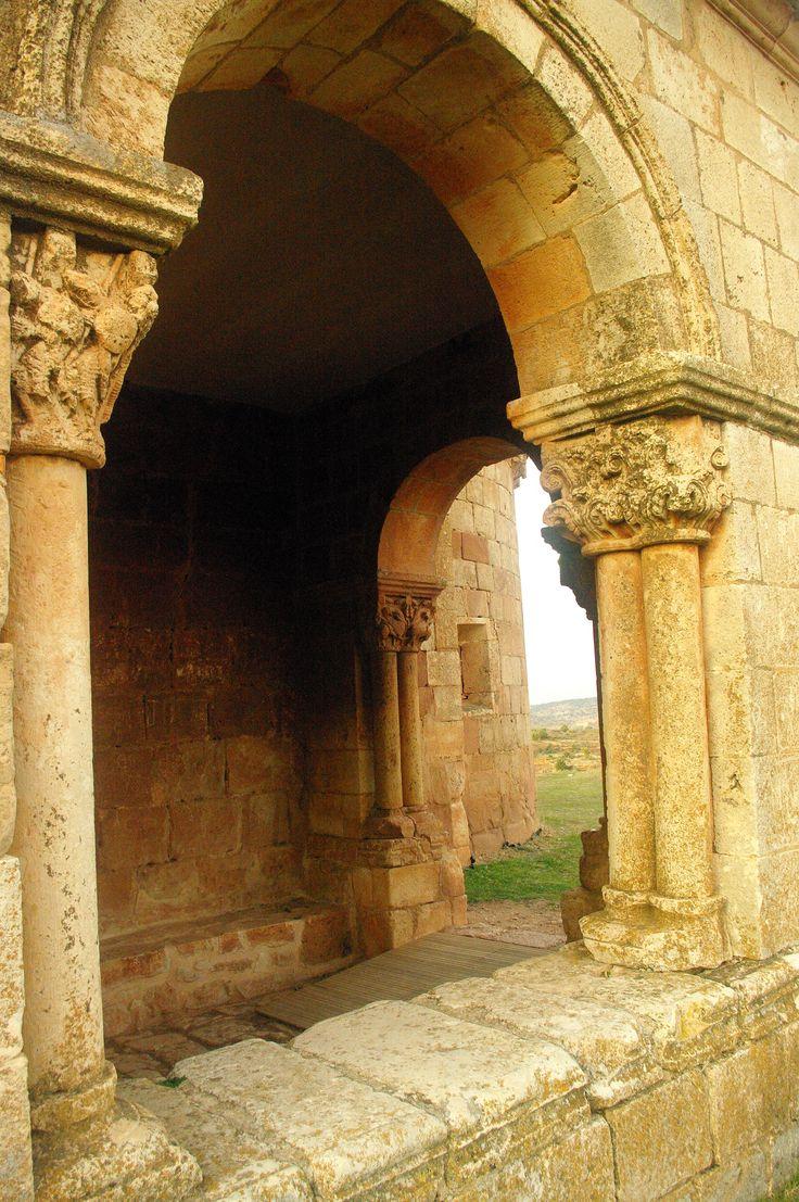 Soria - Tiermes - Ermita de Santa María - Románico