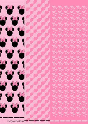 Papel de mickey mouse para imprimir , 18 diseños de papel decorado de mickey mouse , los modelos de papel te ayudarán en tus manualidades d...